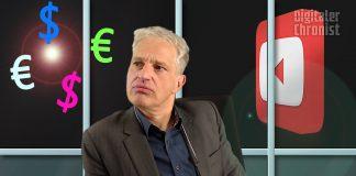 Digitaler Chronist - Spenden Geld - Thomas Grabinger