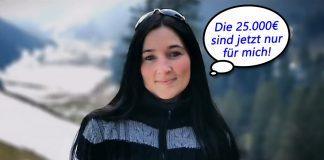 25000 Euro Abzocke - Liane Steup und Ignaz Bearth wieder im Liebesurlaub - Spenden Lilly Thüringen