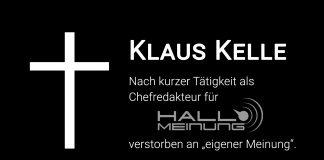 Keine andere Meinung bei HALLO MEINUNG - Peter Weber feuert Chefredakteur Klaus Kelle fristlos