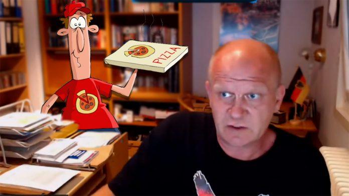 Pizza und Krautsalat statt Superchat für Carsten Jahn und Thomas Grabinger Digitaler Chronist