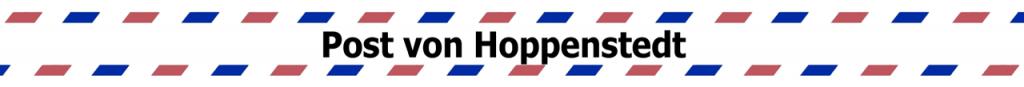 Post von Hoppenstedt
