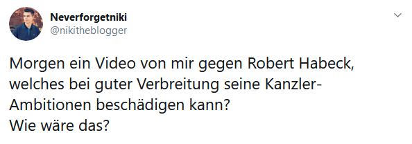 Niklas Lotz und Peter Weber gegen den Niedergang von HALLO MEINUNG - Bürgerforum Neverforgetniki