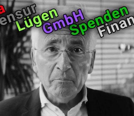 Peter Weber und die Antifa-Verschwörung - Die HALLO MEINUNG Diktatur - Finanzamt GmbH Spenden Zensur Lügen