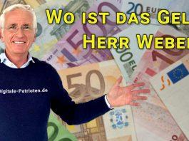 Keine Aufklärung - Wo ist das HALLO MEINUNG Geld - Peter Weber verkriecht sich - Spenden